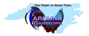 Carolina Gamefowl Logo 1
